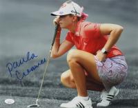 Paula Creamer Signed 11x14 Photo (JSA COA) at PristineAuction.com