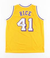 Glen Rice Signed Jersey (Beckett Hologram) at PristineAuction.com