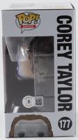 "Corey Taylor Signed ""Slipknot"" #177 Funko Pop! Vinyl Figure (Beckett Hologram) at PristineAuction.com"