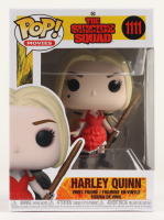 """Harley Quinn in Damaged Dress - """"The Suicide Squad"""" - Movies #1111 Funko Pop! Vinyl Figure at PristineAuction.com"""