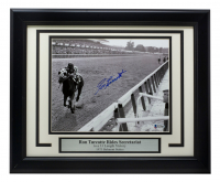 Ron Turcotte Signed 11x14 Custom Framed Photo Display (Beckett COA) at PristineAuction.com