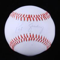 Pat Zachry Signed Baseball (JSA COA) at PristineAuction.com
