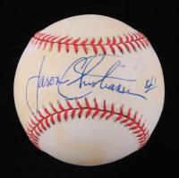 Jason Christiansen Signed ONL Baseball (JSA COA) at PristineAuction.com