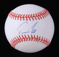 Travis Lee Signed ONL Baseball (JSA COA) at PristineAuction.com