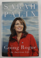 """Sarah Palin Signed """"Going Rogue: An American Life"""" Hardcover Book (JSA COA) (See Description) at PristineAuction.com"""