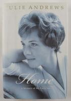 """Julie Andrews Signed """"Home"""" Hardcover Book (JSA COA) (See Description) at PristineAuction.com"""