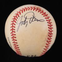 Jody Davis Signed ONL Baseball (JSA COA) at PristineAuction.com