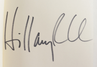 """Hillary Rodham Clinton Signed """"Living History"""" Hardcover Book (JSA COA) (See Description) at PristineAuction.com"""