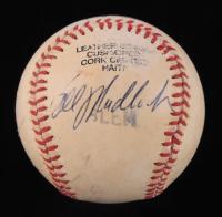 Bill Madlock Signed Baseball (JSA COA) (See Description) at PristineAuction.com