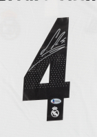 Sergio Ramos Signed Real Madrid CF Jersey (Beckett COA) at PristineAuction.com