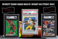 SportsShopOhio Multi Sport Mystery Box Series 6 at PristineAuction.com