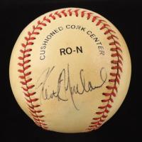 Keith Moreland Signed ONL Baseball (JSA COA) (See Description) at PristineAuction.com