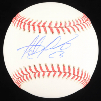 Fernando Tatis Jr. Signed OML Baseball (Beckett Hologram) at PristineAuction.com