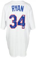 Nolan Ryan Signed Rangers Nike Jersey (Beckett COA) at PristineAuction.com