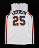 Nick Anderson Signed Jersey (PSA COA) at PristineAuction.com