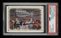Scotty Bowman Signed 2008-09 UD Masterpieces #44 (PSA Encapsulated) at PristineAuction.com