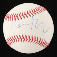 Marvin Vettori Signed OML Baseball (JSA COA) at PristineAuction.com