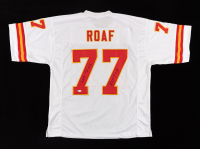 "Willie Roaf Signed Jersey Inscribed ""HOF 2012"" (Beckett COA) at PristineAuction.com"