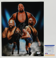 Big Show Signed WWE 11x14 Photo (PSA COA) at PristineAuction.com