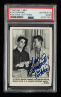 """Ken Osmond Signed 1983 Leave It to Beaver #39 A Kid Like Eddie Haskell Inscribed """"(Eddie)"""" (PSA Encapsulated) at PristineAuction.com"""