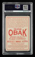 Hulk Hogan Signed 2011 TRISTAR Obak National Convention VIP #NP8 (PSA Encapsulated) at PristineAuction.com