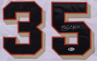 Brandon Crawford Signed Jersey (Beckett COA) at PristineAuction.com