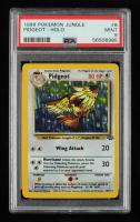 Pidgeot 1999 Pokemon Jungle Unlimited #8 HOLO R (PSA 9) at PristineAuction.com