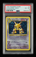 Alakazam 1999 Pokemon Base Shadowless #1 HOLO R (PSA 6) at PristineAuction.com
