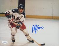 Mike Eruzione Signed Team USA 8x10 Photo (JSA COA) at PristineAuction.com