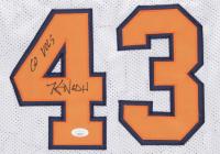 """Kevin Nash Signed Jersey Inscribed """"Go Vols"""" (JSA COA) at PristineAuction.com"""