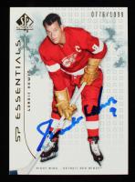 Gordie Howe Signed 2009-10 SP Authentic #113 ESS #0776/1999 (JSA COA) at PristineAuction.com