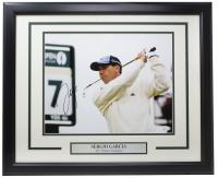 Sergio Garcia Signed 16x20 Custom Framed Photo Display (JSA COA) at PristineAuction.com