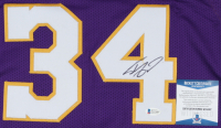 Shaquille O'Neal Signed Jersey (Beckett COA) (See Description) at PristineAuction.com