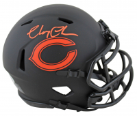 Chevy Chase Signed Bears Eclipse Alternate Speed Mini Helmet (Beckett COA) at PristineAuction.com