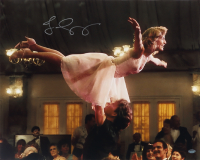 "Jennifer Grey Signed ""Dirty Dancing"" 16x20 Photo (Schwartz Sports COA) at PristineAuction.com"