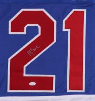 Mike Eruzione Signed Jersey (JSA COA) at PristineAuction.com