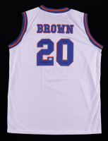 """Dee Brown Signed LE Jersey Inscribed """"1/15/21"""" & """"Retired"""" (PSA COA) at PristineAuction.com"""