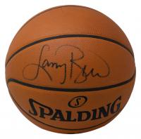 Larry Bird Signed NBA Official Game Ball Basketball (JSA COA & Bird Hologram) at PristineAuction.com
