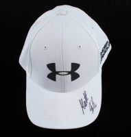 Matthew Fitzpatrick Signed Under Armour Fitted Hat (Beckett COA) at PristineAuction.com