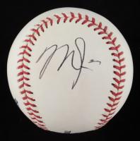 Mike Trout Signed OML Baseball (JSA LOA) at PristineAuction.com