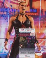 Rhea Ripley Signed WWE 8x10 Photo (JSA COA) at PristineAuction.com