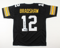 Terry Bradshaw Signed Jersey (Radtke COA & Bradshaw Hologram) at PristineAuction.com