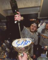Sammy Blais Signed Blues 8x10 Photo (Blais COA) at PristineAuction.com