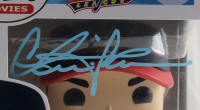 "Charlie Sheen Signed ""Major League"" Ricky ""Wild Thing"" Vaughn #886 Funko Pop! Vinyl Figure Inscribed ""Vaughn"" (JSA COA) at PristineAuction.com"
