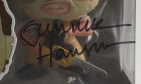 "Gunnar Hansen Signed ""The Texas Chain Saw Massacre"" #11 Leatherface Funko Pop! Vinyl Figure (Beckett LOA) (See Description) at PristineAuction.com"