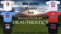 OKAUTHENTICS MLB Jersey Mystery Box - Series VII at PristineAuction.com