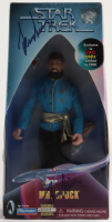 Leonard Nimoy Twice-Signed LE 1998 Star Trek Collector Series Spock Action Figure (Beckett COA) at PristineAuction.com
