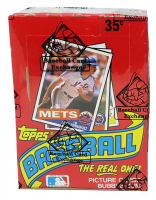 1985 Topps Baseball Wax Box with (36) Packs (BBCE Certified) at PristineAuction.com