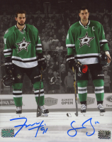 Tyler Seguin & Jamie Benn Signed Stars 8x10 Photo (Seguin COA & Benn COA) at PristineAuction.com