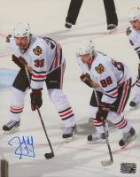 John Scott Signed Blackhawks 8x10 Photo (Scott COA) at PristineAuction.com